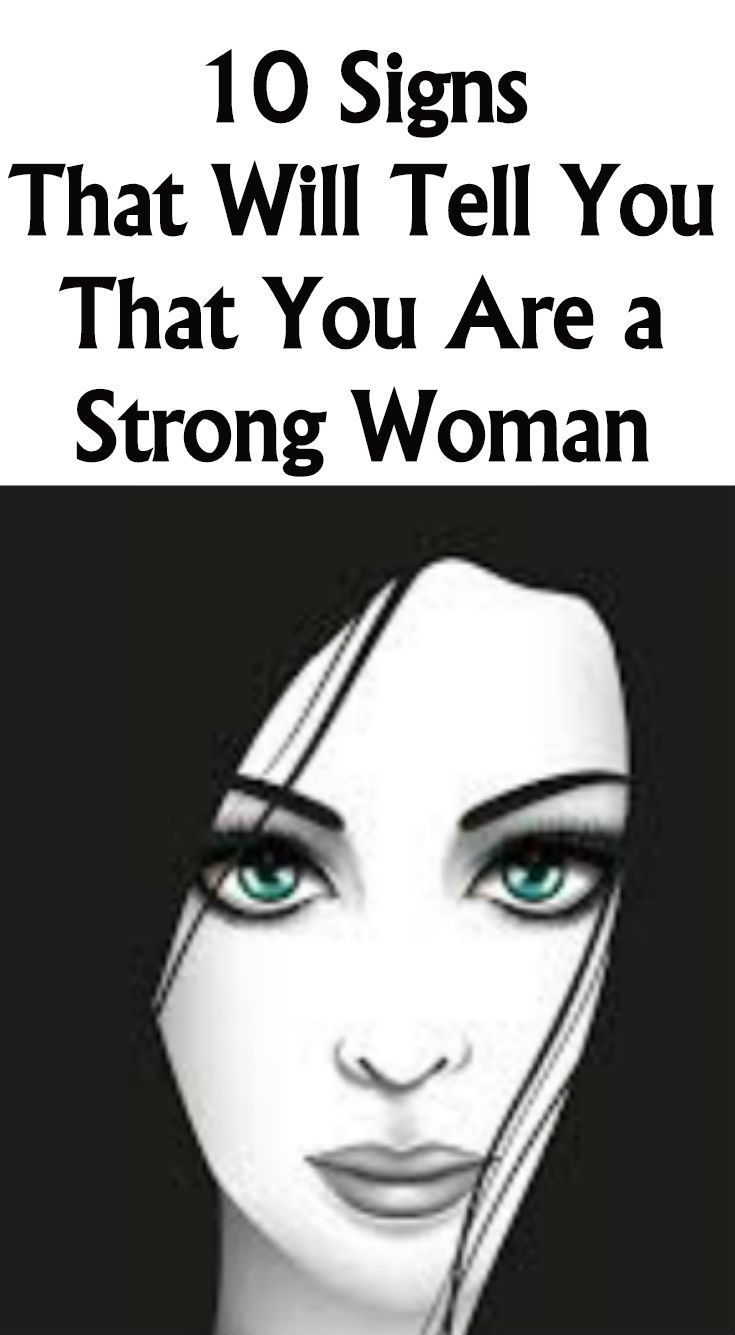 Here Are 10 Signs that Will Tell You That You Are A Strong Woman!!!  #wieghtloss  #fitness