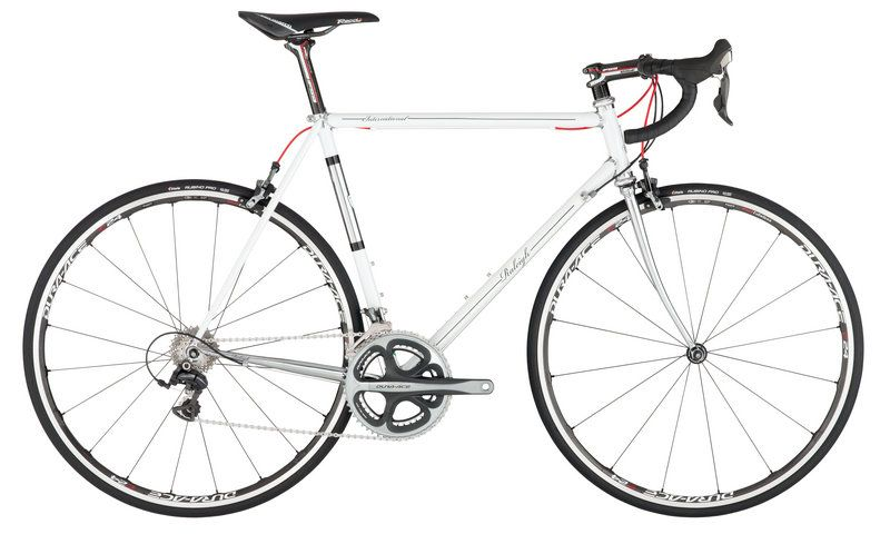 Raleigh International Chrome Moly Lugged Reynolds 853 Butted ...