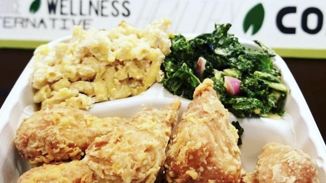 Soul Food Inspired Cafe Nuvegan Becomes Richmond S First Vegan Restaurant Vegan Restaurants Vegan Cafe Food
