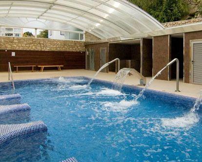 Hotel Con Encanto En Alicante Villajoyosa Hotel Spa Luxury Spa