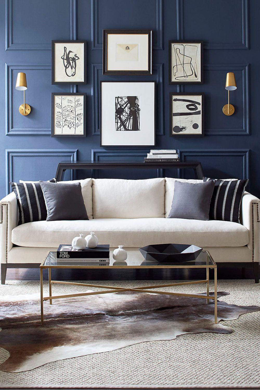 Monochromatic Wall Art Home Decor Living Room Decor Home