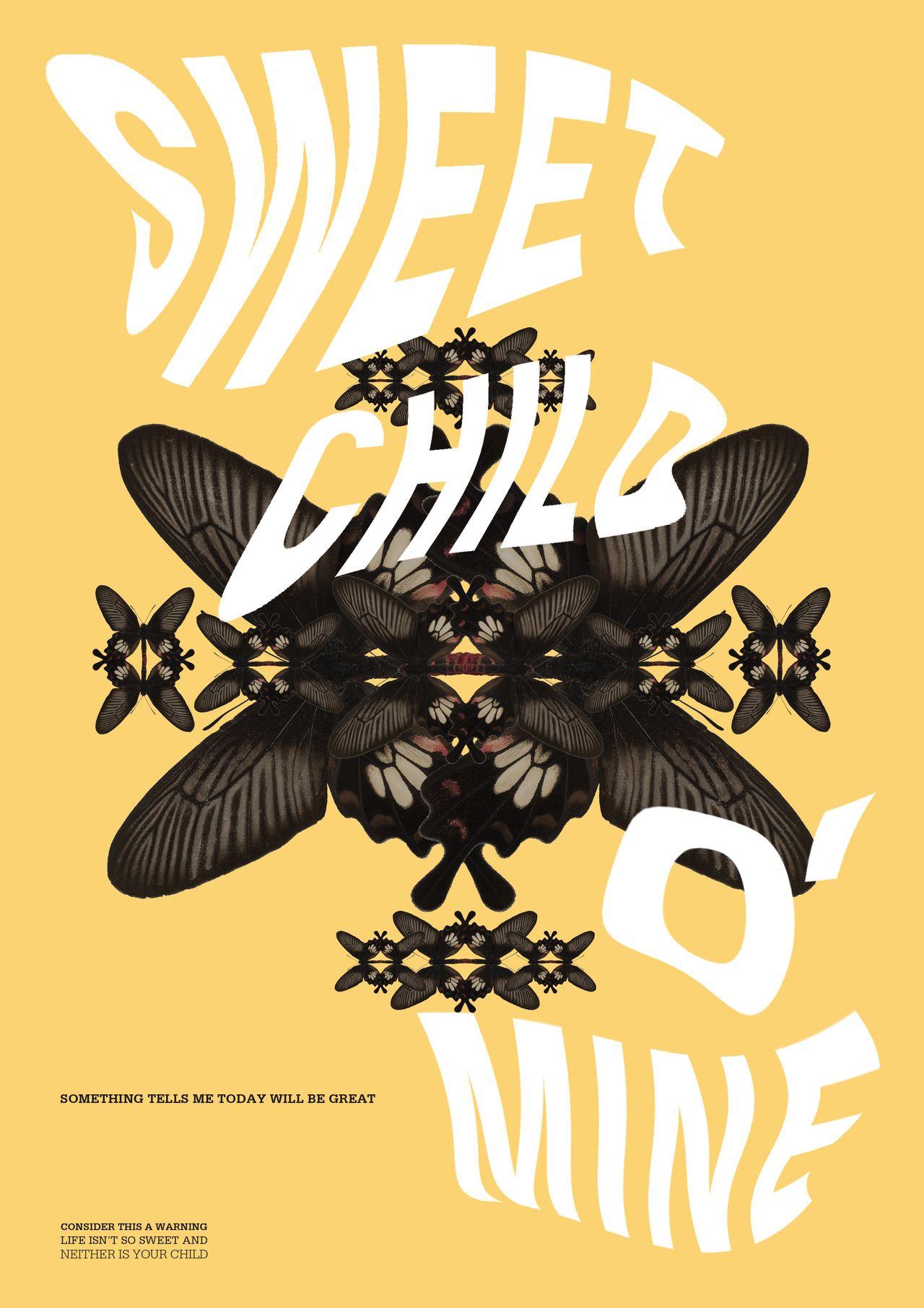 Guns N' Roses Sweet Child O' Mine Sweet child o' mine