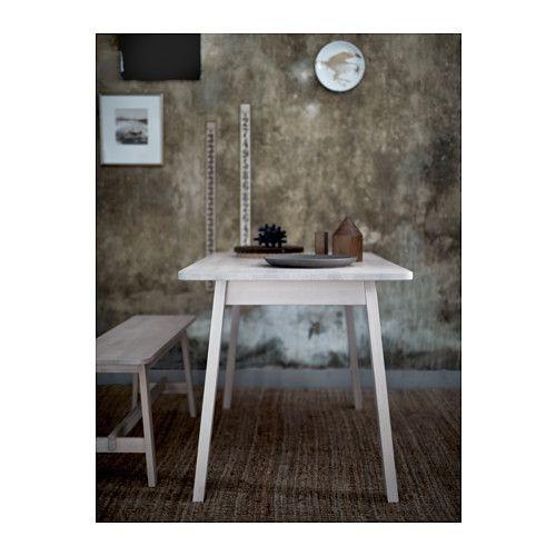 NORRÅKER Tavolo, bianco betulla   Ikea e Tavolo