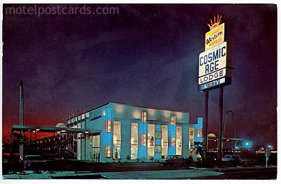 The Cosmic Age Inn The Closest Motel To Disneyland It Was Always