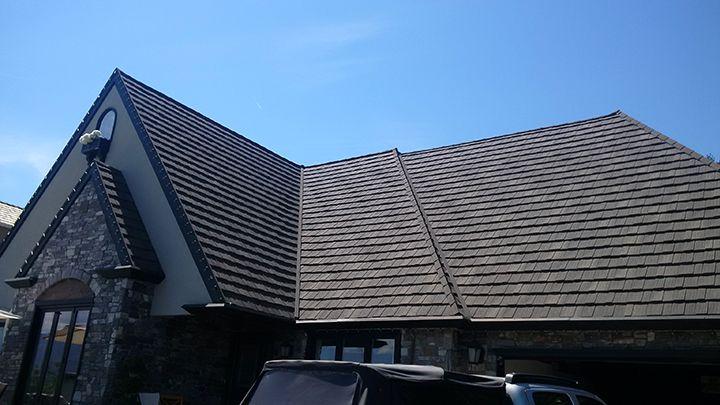 Best Westman Steel Decra Shake Residential Steel Roofing 400 x 300