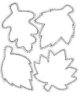 Knippen is niet altijd makkelijk maar wel heel leuk om te leaf printable for garland thecheapjerseys Gallery