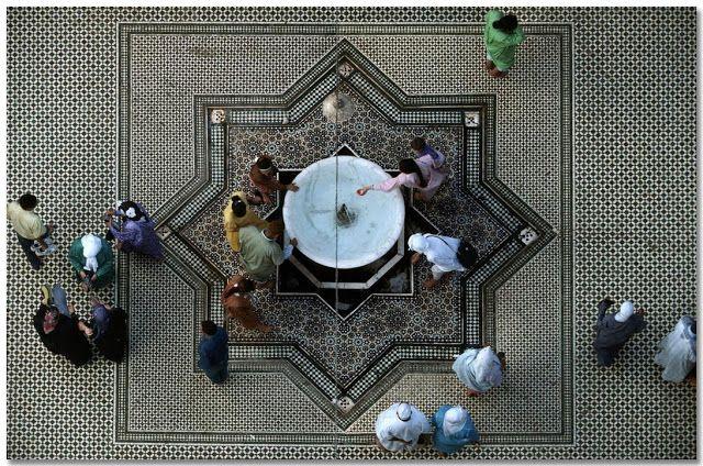 Bruno Barbey   Fez Morocco