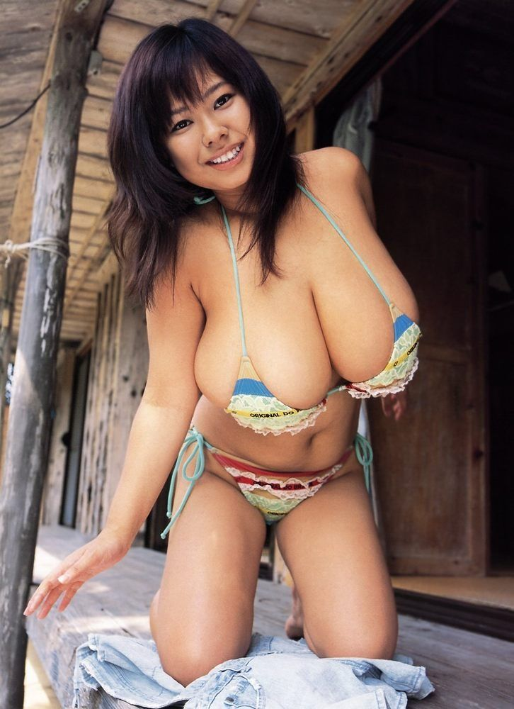 Busty asian grandma — 7
