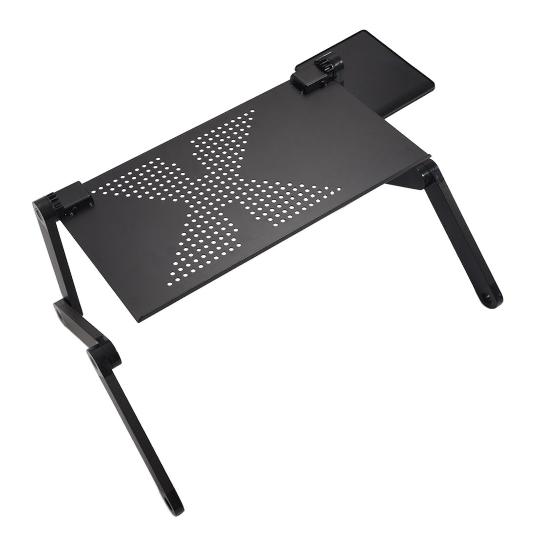 Portable foldable adjustable laptop desk computer table stand tray multi functional ergonomic mobile laptop table stand for bed portable sofa laptop table foldable notebook desk with mouse pad geotapseo Gallery