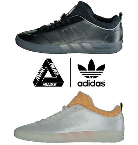 adidas x palace chaussure