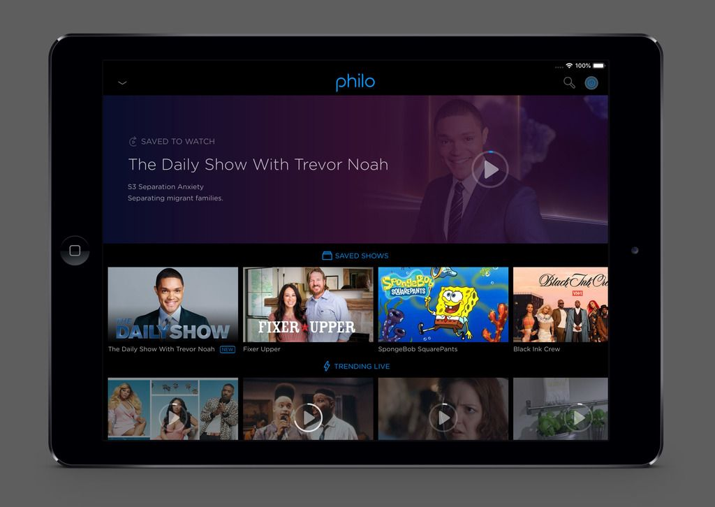 Philo Launches New Guide on Roku & Updated iPad App. Here