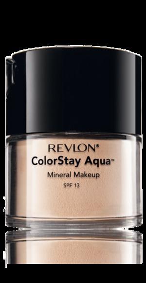 Revlon ColorStay Aqua Mineral Makeup says