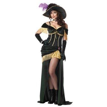 Photo of Womens Saloon Gal Costume