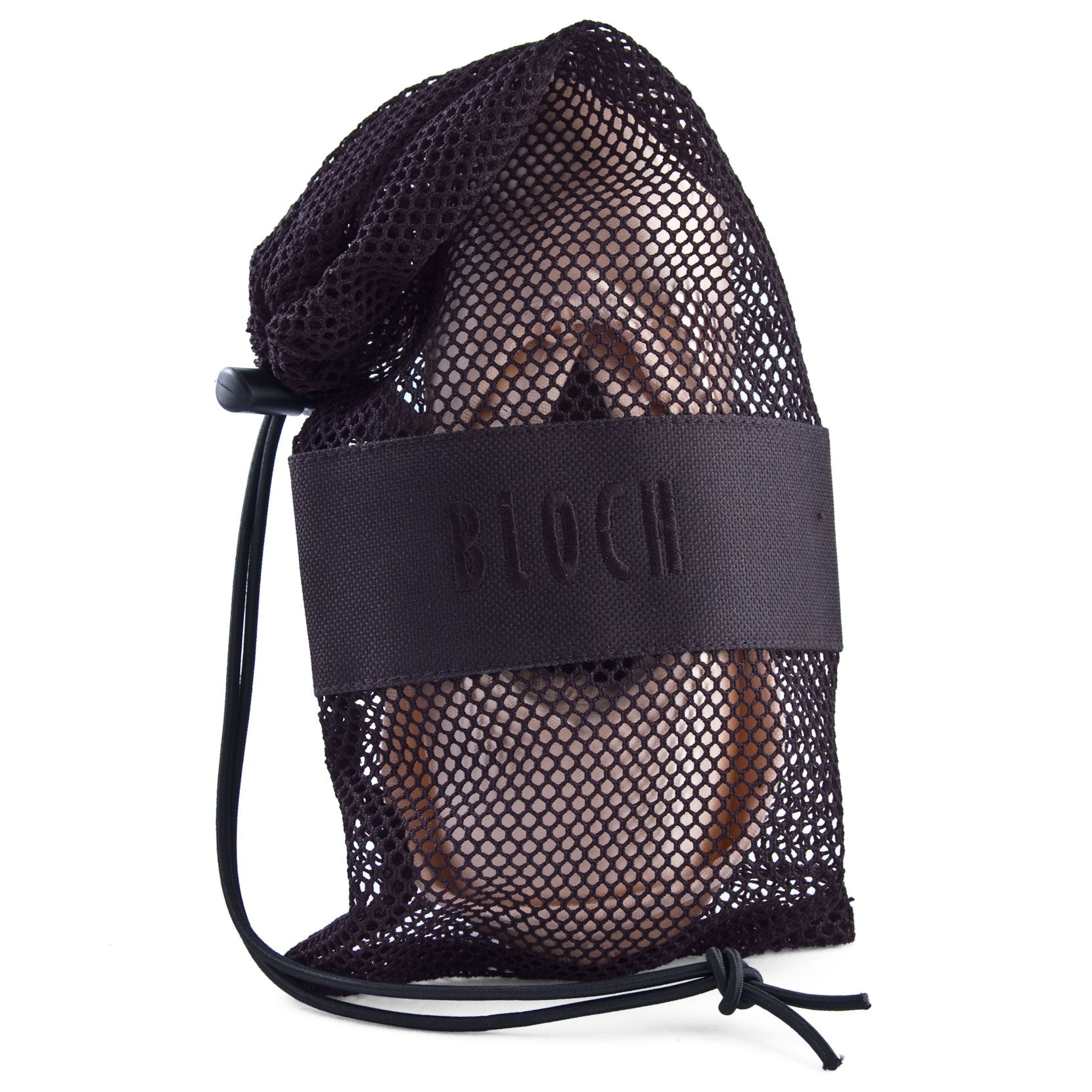 Bloch Mesh Pointe Shoe Bag. Storing bag for Pointe Shoes. Visit www.dancegear.co.uk
