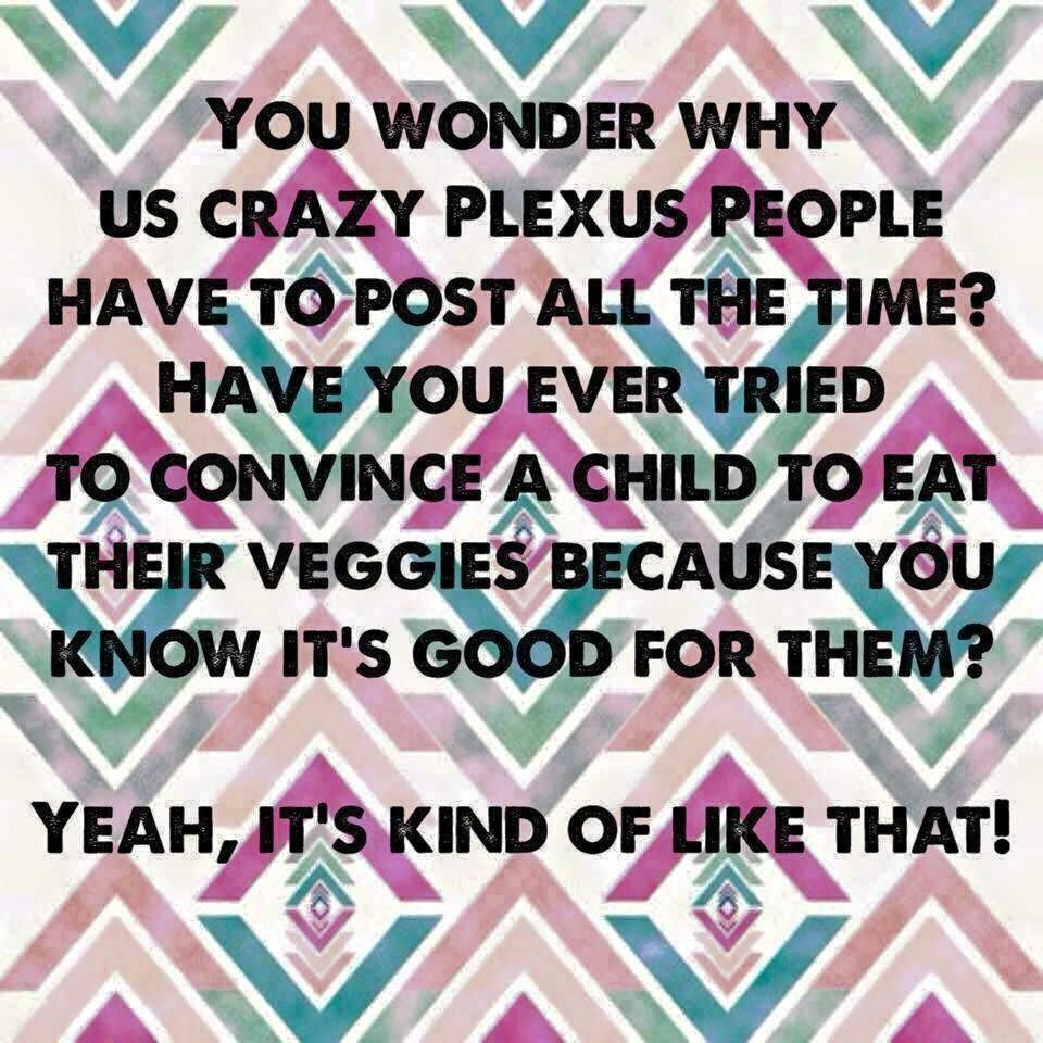 Plexus is not a diet, but about being healthy. It is not a