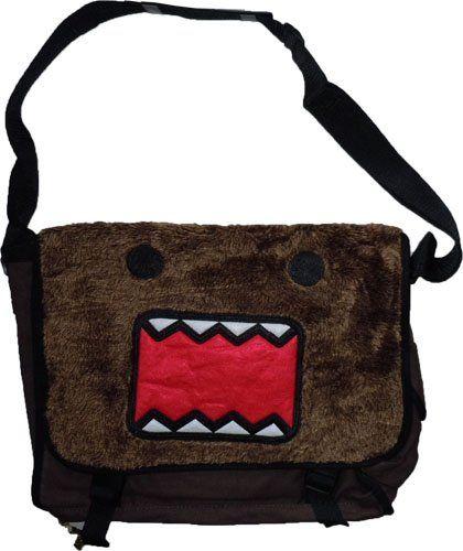 NHK Domo Kun Canvas Shoulder Bag