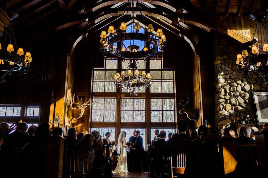 Colorado Winter Wedding | Colorado winter wedding, Winter ...