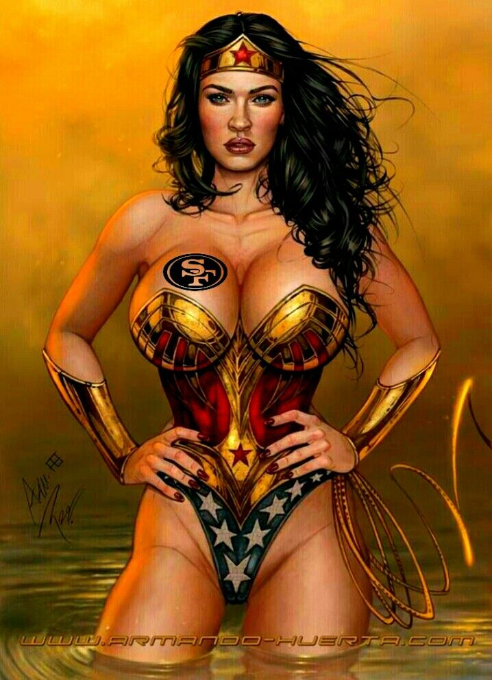 Wonder woman hot boobs girl masterbating