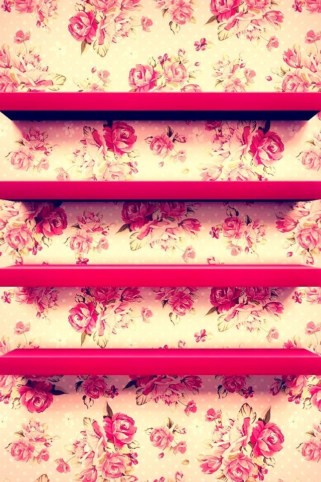 Iphone Shelf Iphone Wallpaper Wallpaper Shelves Wallpaper