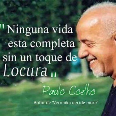 Frases Cortas De Reflexion De Paulo Coelho Oportunidad Frases