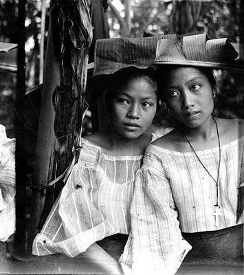 Philippine Fashion 1800s - 1920s | 1800s: Romanticism ...
