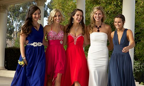 Catholic Prom Dresses