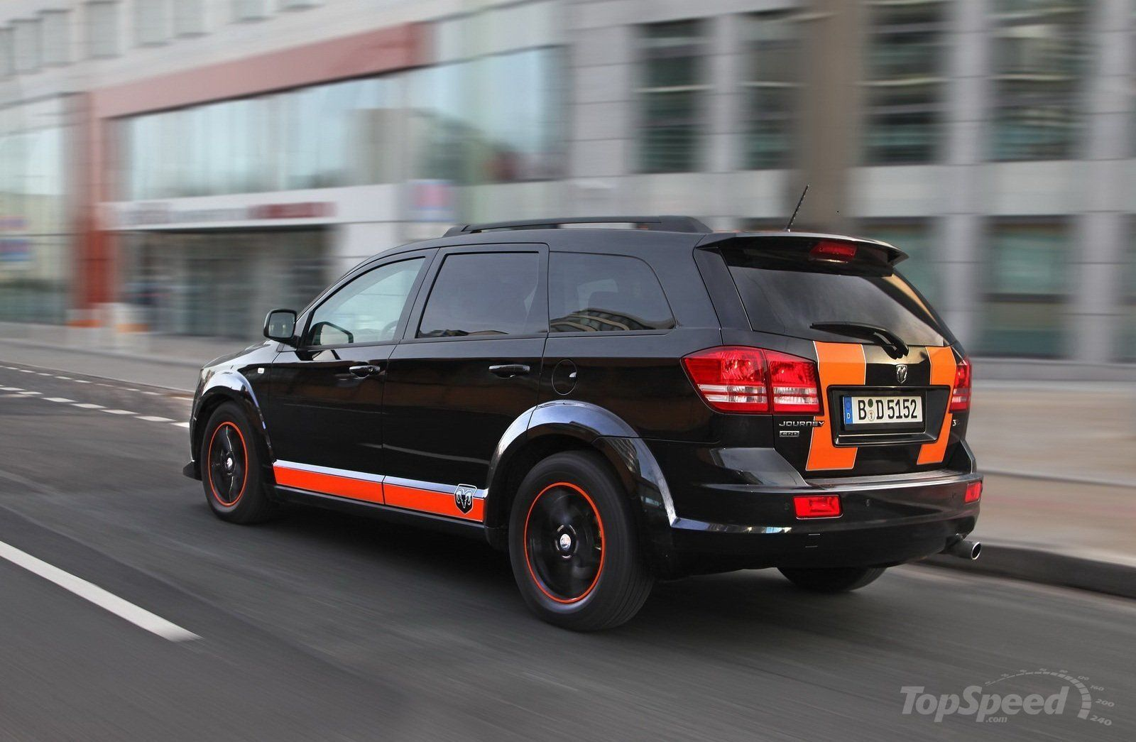 Pimped dodge journey we just bought a journey for the family maybe we should