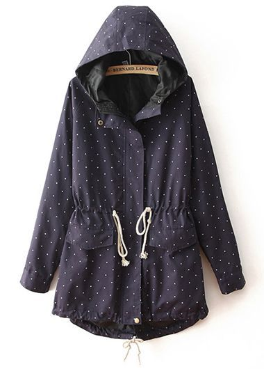 Dotted Raincoat~