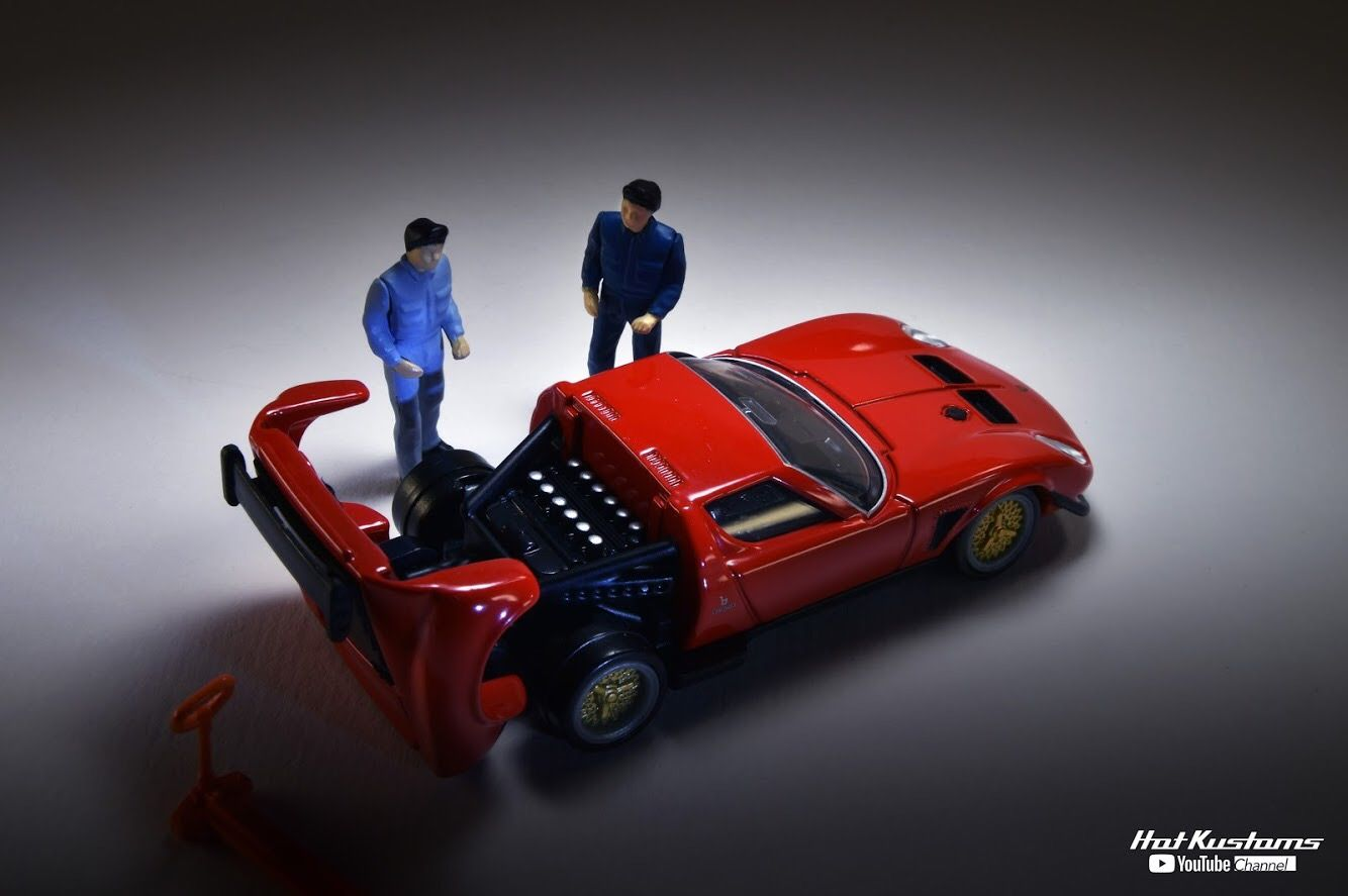 Discussion Tomica Premium 05 Lamborghini Miura Jota Svr Hot Kustoms World Of Mini Cars