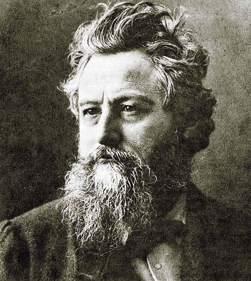 Morris-william - Arts-and-craftsbeweging - Wikipedia