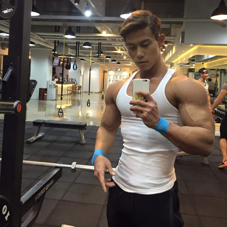 ! Photo | Asian.Muscles | Pinterest | Muscles and Asian men