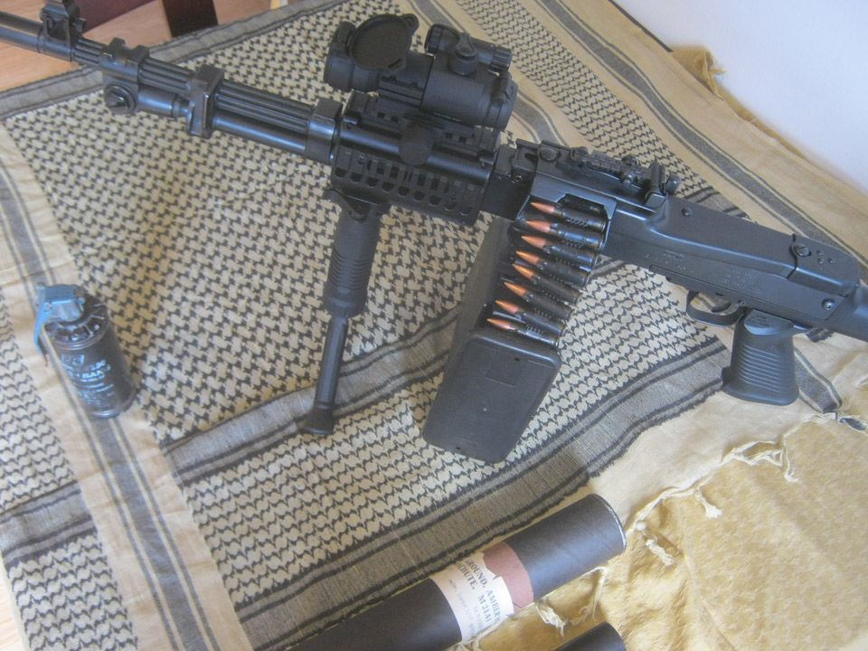 Gun Review: DS Arms RPD Carbine: An affordable belt-fed rifle ...