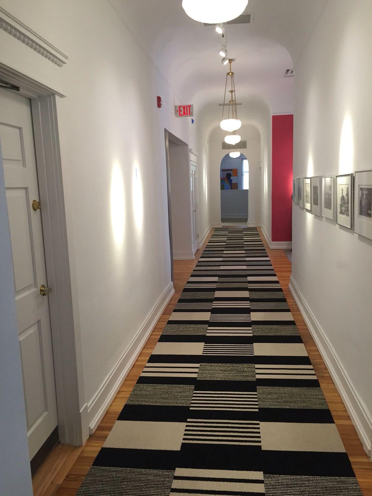 Interface Union Avenue always a show stopper! Corridor