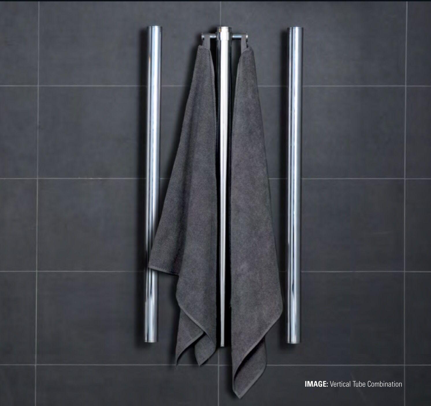 Heated Towel Rail Vertical