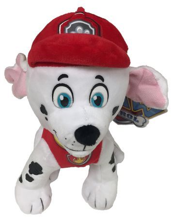 Protect Me Alert Series Paw Patrol Dog Toy White And Red 8 In
