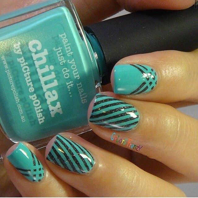 Photo Taken By Nail Art On Instagram Pinned Via The Instapin Ios