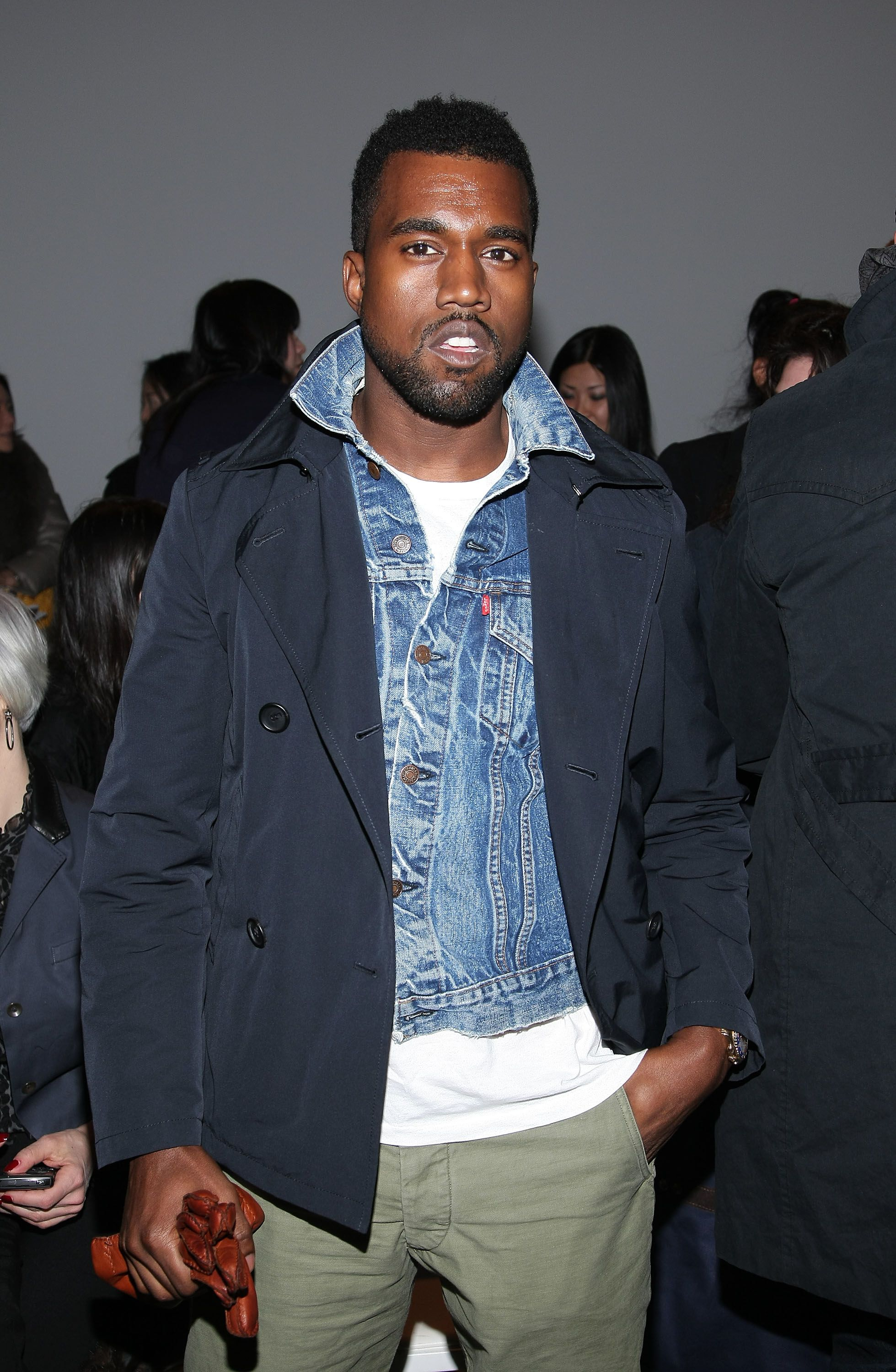 This Is When Kanye West Was The Best Dressed He S Ever Been Kanye West Style Kanye Fashion Kanye West