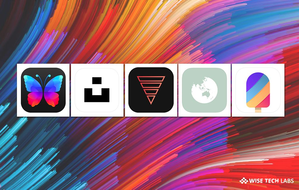 5 Best Free Wallpaper Apps For Iphone Or Ipad In 2019 Free