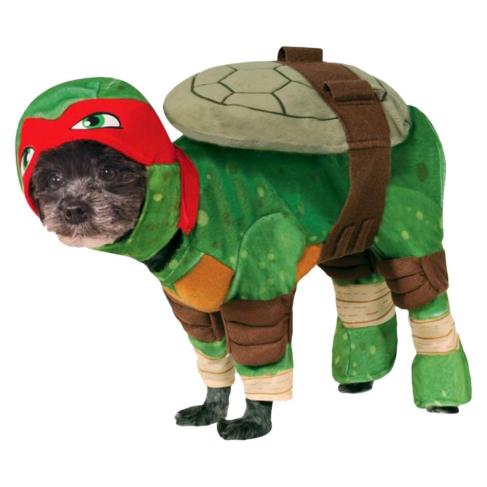 Halloween Teenaged Mutant Ninja Turtles Raphael Dog Costume