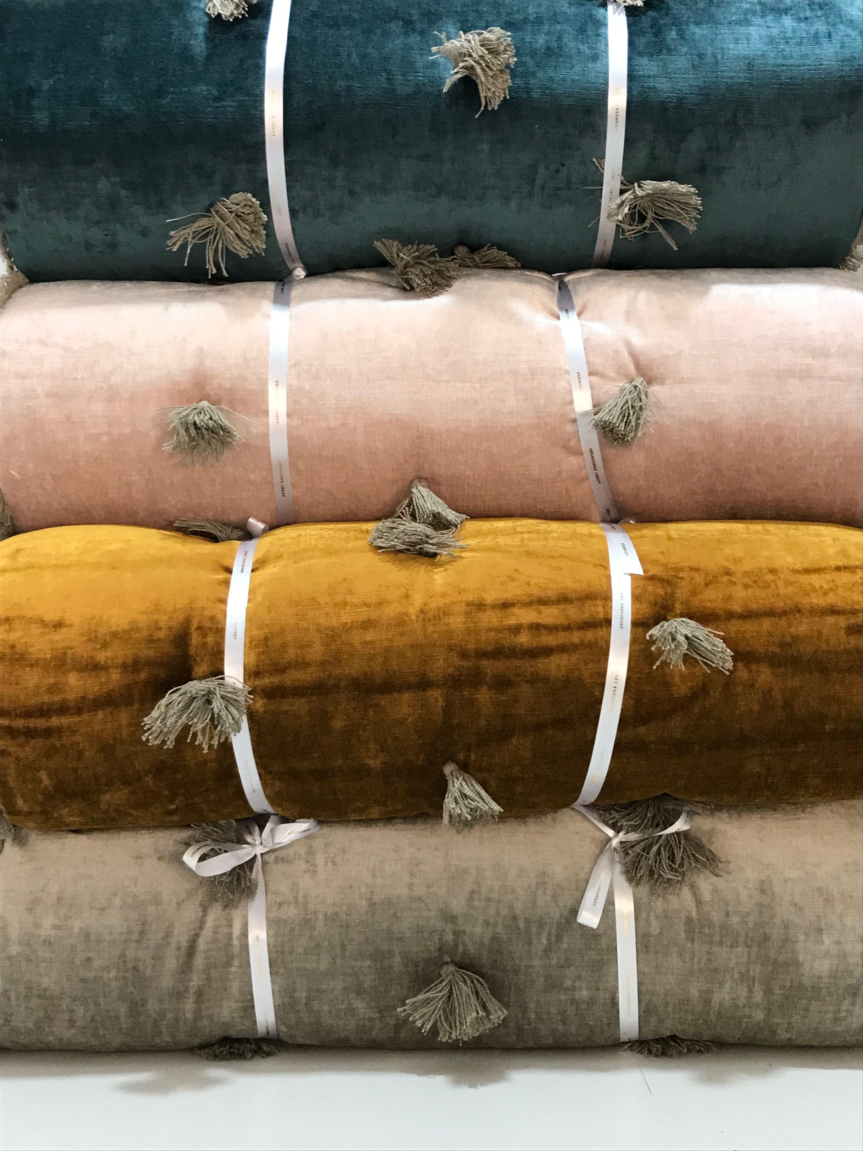 Sofa Cover En Velours Lave Curry Beige Ciment Bleu Canard Rose