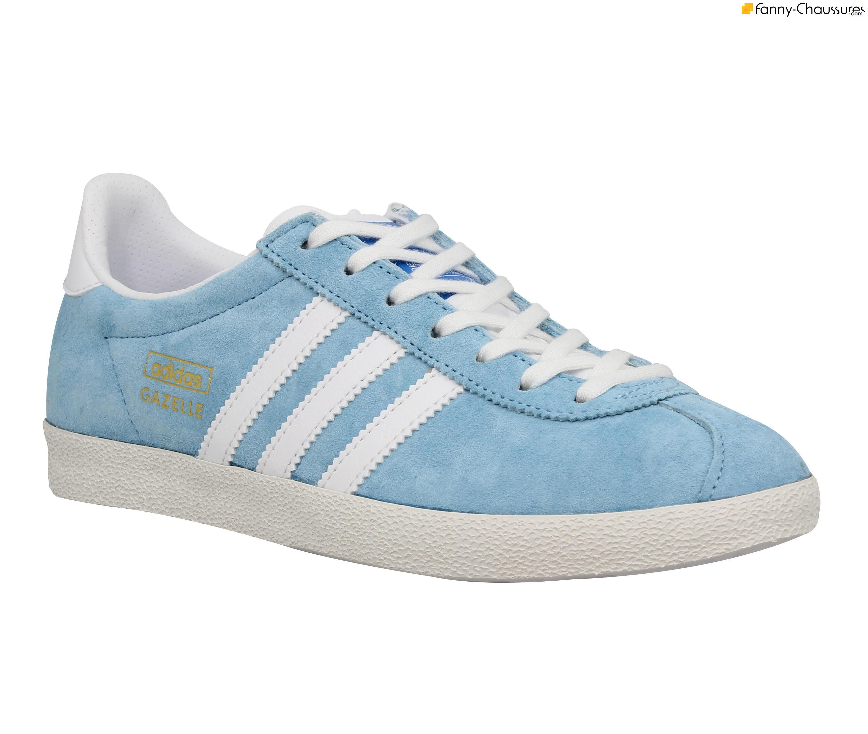 Chaussures Adidas Gazelle 7