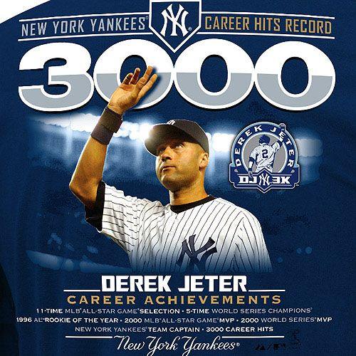 Derek Jeter New York Yankees Baseball New York Yankees Derek Jeter