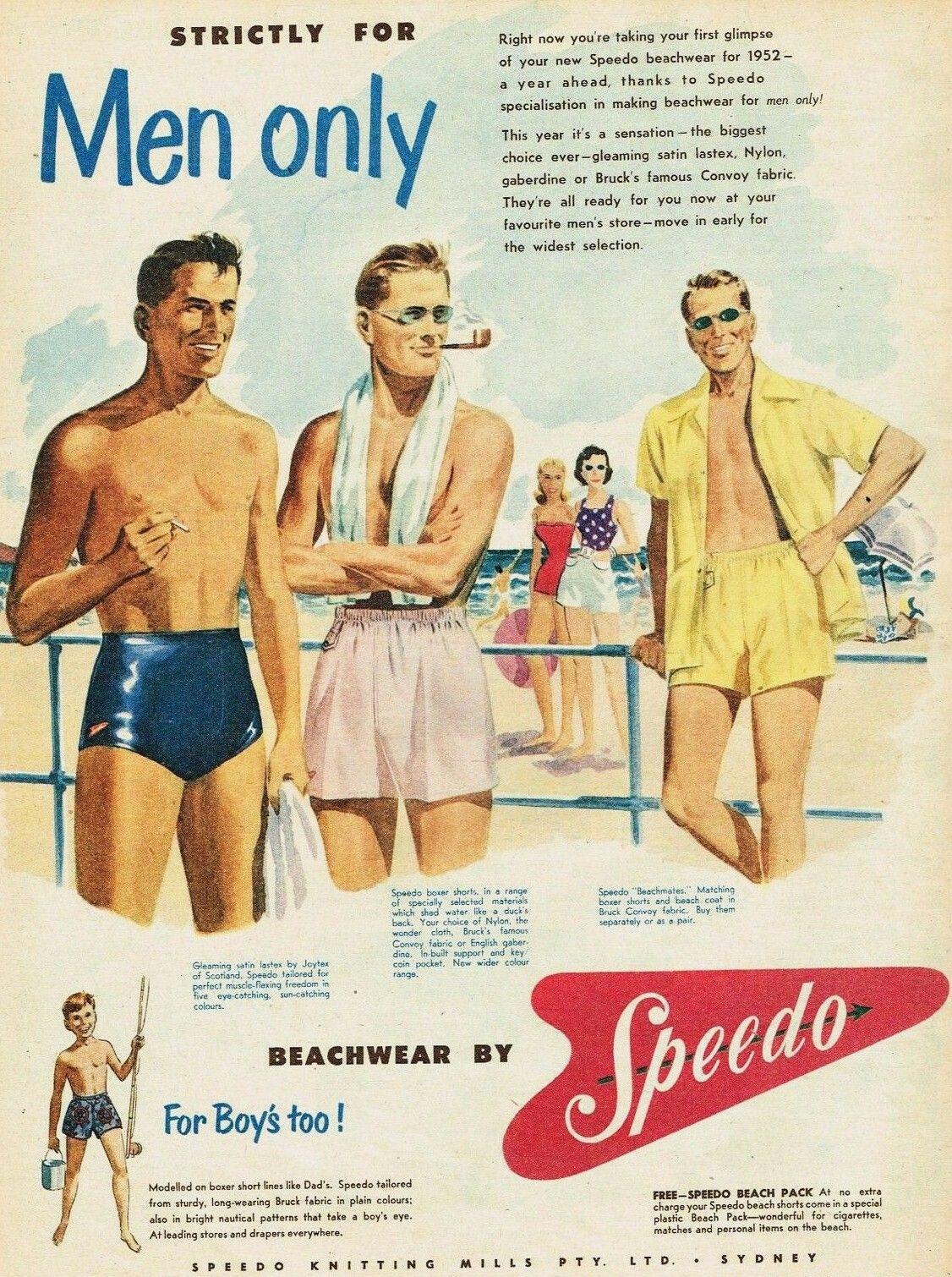3f66a82eeb4dc Speedo 1951 1950s Ads, Vintage Swimsuits, Vintage Bikini, Australian  Fashion, Australian Vintage
