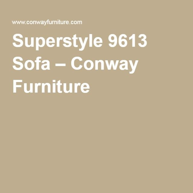 Superstyle 9613 Sofa U2013 Conway Furniture
