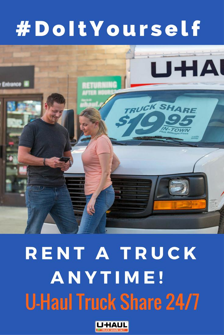 U haul truck return