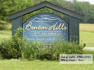 Benton Hills Mobile Home Park in Dalton, PA via MHVillage.com ... on mobile homes in texas, mobile homes in fort worth, mobile homes in loma linda,