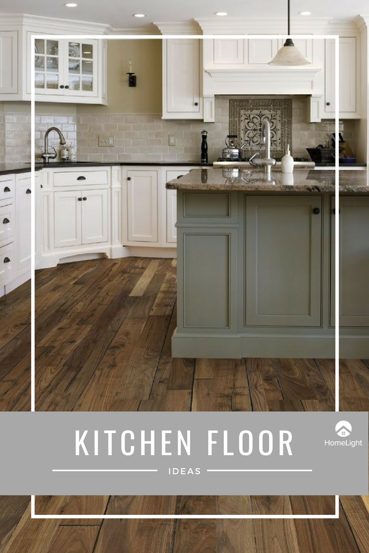 Kitchen Floor Upgrade Ideas Redoing Floors Is A Great Way To Bring Up The Value Of Your Home Kitchen Flooring Cheap Kitchen Floor Kitchen Inspiration Design