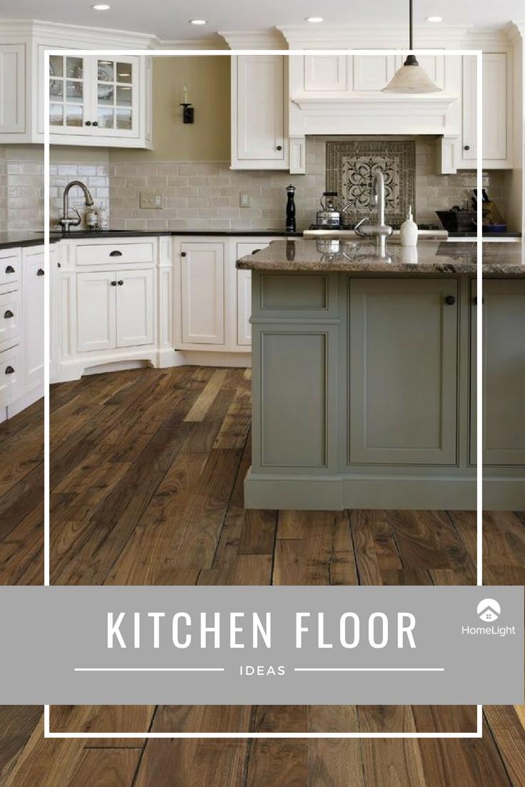 Kitchen floor upgrade ideas Redoing floors is a great way to ...