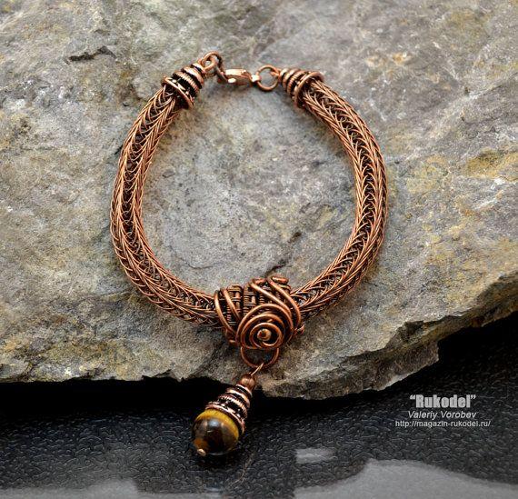 Wire Jewelry Wire Wrap Necklace Of Stone Is Labrador Wire Wire Wrapped Jewelry Wire Wrapped Necklace Wire Jewelry