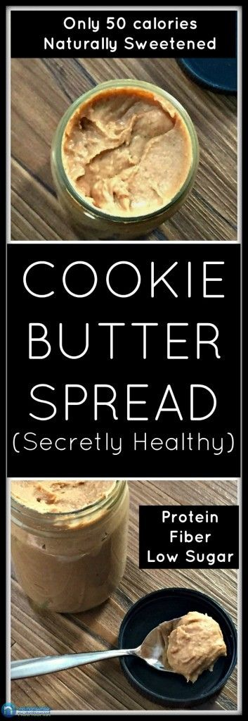 Cookie butter recipe secretly healthy recipe protein butter food forumfinder Gallery